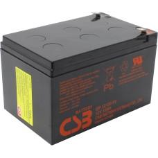 CSB Аккумуляторная батарея GP 12120 F2 (12V, 12Ah@20hr) для ИБП