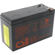CSB Аккумуляторная батарея GP 1272 F2 (12V, 8Ah@20hr) для слаботочных систем