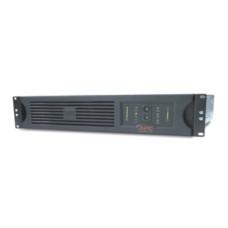 ИБП APC Smart-UPS 1400ВА, стоечный, 2U, 230В, черный