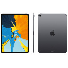 Apple 11-inch iPad Pro 256Gb Wi-Fi Space Grey (MTXQ2RK/A)
