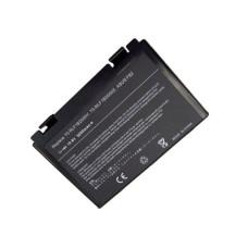 Battery Asus K40 K50 K51 K60 K61 K70 X5D A32-F52 A32-F82 10 8V 5200mAh Black OEM