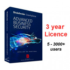 GravityZone Advanced Business Security (licence for three years)