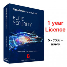 GravityZone Elite Security (licență pe termen de un an)