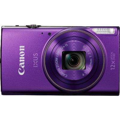 (81775) - Canon IXUS 285 HS Purple KIT HD Video