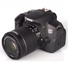 "DC Canon EOS 700D + 18-135 IS STM KIT,18.5Mpix,CMOS 22,3x14,9mm,Digic 5,View S3"", LP-E8"
