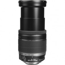 Zoom Lens Canon EF-S 18-200mm f/3.5-5.6 IS