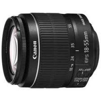 (74128) - Zoom Lens Canon EF-S 18-55mm f/3.5-5.6 IS STM
