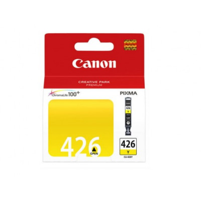 (CLI-426Y) - Ink Cartridge Canon CLI-426Y, yellow