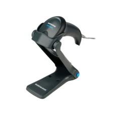 Сканер штрих-кода Datalogic QuickScan Lite QW2120, комплект USB с подставкой, черный
