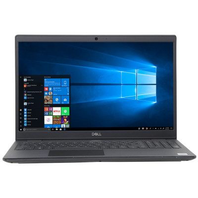 DELL Latitude 3510 Gray, 15.6'' FHD WVA AG (Intel® Core™ i5-10210U, 8GB (1x8GB) DDR4, M.2 256GB PCIe NVMe, Intel® UHD Graphics, Intel Wi-Fi 6 2x2 802.11ax + BT 5.1, FPR, CR, RJ-45, Backlit KB, 3cell 40Whr, HD Webcam, Win10Pro, 1.9kg)