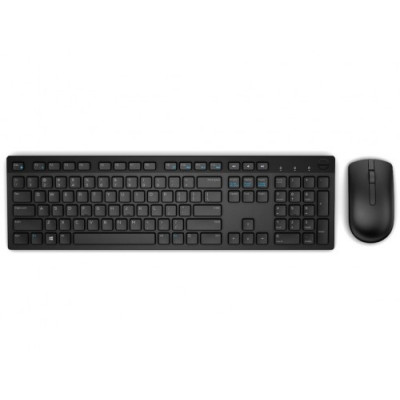 (KM636) - Dell KM636 Russian (QWERTY)  Wireless Keyboard and mouse