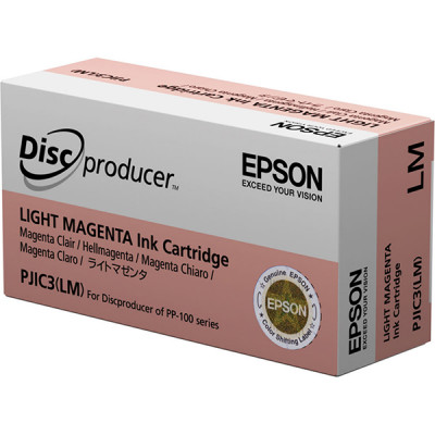 (73217) - Ink Cartridge Epson PJIC3(LM) Light Magenta PP-100