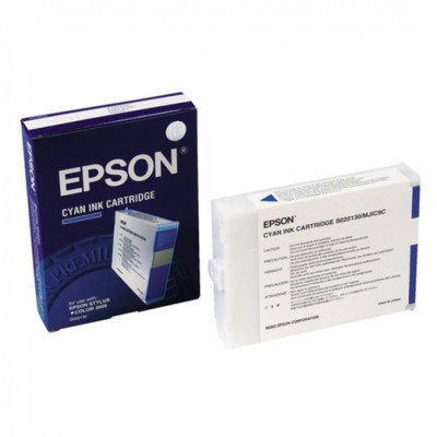 (519) - Ink Cartridge Epson S020130 cyan