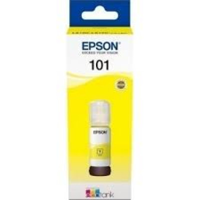 (85509) - Ink  Epson T03V44A Yellow bottle 70ml