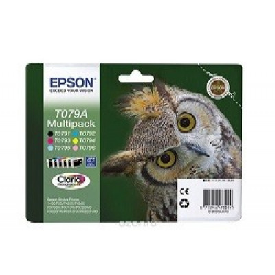 Ink Cartridge Epson Multipack for Stylus Photo 1500W/P50/PX660/PX660+/PX720WD/PX730WD/PX820FWD/PX830FWD