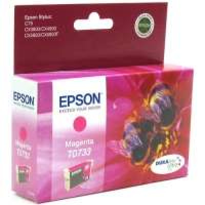 (T10534A10/T07334A) - Ink Cartridge Epson Magenta for Stylus Office T30/T40W/TX300F/TX510FN/TX600FW