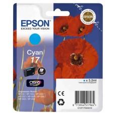 Ink Cartridge Epson T17024A10 Cyan