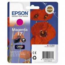 Ink Cartridge Epson T17034A10 Magenta