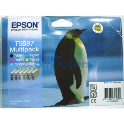 (33726) - Ink Cartridge Epson T559740 Multipack