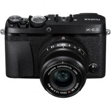 Fujifilm X-E3  XF23mm Kit black