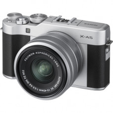 Fujifilm X-A5 Silver/XC15-45mm kit