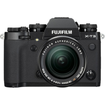 (FJF1035) - Fujifilm X-T3 black body