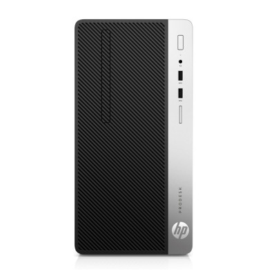 Настольный компьютер HP ProDesk 400 G7 SFF (CPU i5-10500, 8GB RAM, 256GB M.2 PCIe NVMe, ODD DVD-WR, HP DP Port, PSU GOLD 180W, Preinstalled Win10 Pro x64)