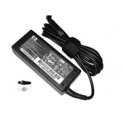 (CHHP185-65WRP74-50) - AC Adapter Charger For HP 18.5V-3.5A (65W) Round DC Jack 7.4*5.0mm w/pin inside Original