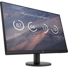 "(9TT78AA) HP P24v G4 FHD Monitor 23.8"" IPS (5ms, 8M:1, 250cd, 1920x1080, VGA, HDMI)"