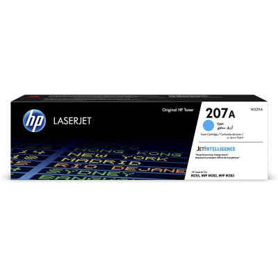 HP 207A Toner Cartridge W2211A