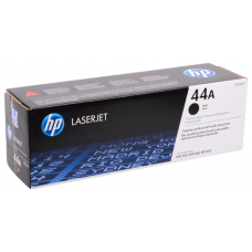 HP 44A Black Original LaserJet Toner Cartridge up to 1000 pages
