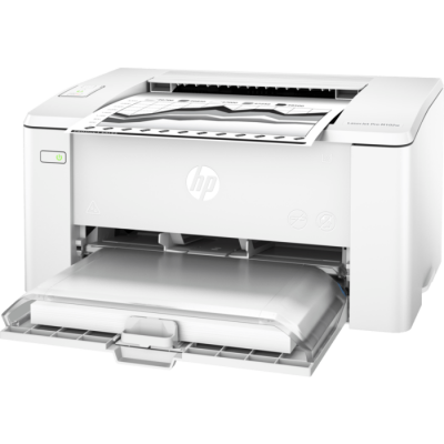 () - Принтер HP LaserJet Pro M102w A4, up to 22 ppm, 7.3s first page, 1200 dpi, 128MB, Up to 10000 pages/month, USB 2.0, Wi-Fi 2.4/5GHz