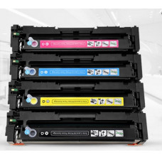 Тонер-картридж HP LaserJet 203A, черный