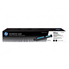 HP 103AD, Original Neverstop Toner Reload Kit, 2 pcs, Black, 5000 pages