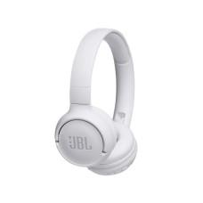 Наушники накладные Bluetooth JBL Tune 500BT, 20 Гц - 20 кГц, 100 дБ, до 16 часов, искусственная кожа, белыe