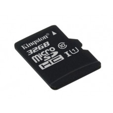 MicroSDHC Card 32GB Class10 Kingston Canvas Select UHS-I 400x up to 80MB/s