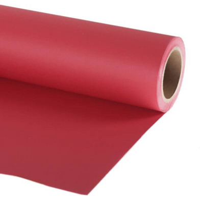 (7694) - Fundal Paper 2.75 x 11m Red