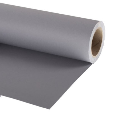 (7697) - Fundal Paper 2.75 x 11m Pewter