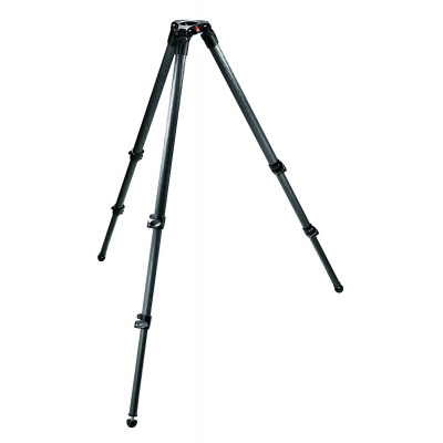 (7799) - CF 2-STAGE VIDEO TRIPOD,75