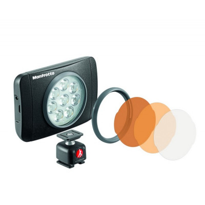 (MLUMIEMU-BK) - LUMIMUSE 8 LED LIGHT
