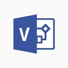 Visio Standard License with Software Assurance (корпоративная OLP лицензия c Software Assurance)