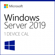 Microsoft Windows Server CAL 2019 Single Language (OLP corporate license for 1 user)