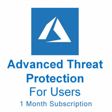 Azure Advanced Threat Protection for Users (monthly subscription for 1 user)
