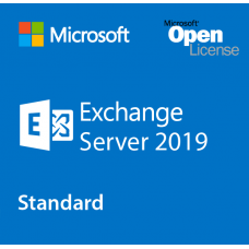 Microsoft Exchange Server Standard (Open Value лицензия на 1 год, с Software Assurance за 1-й год)