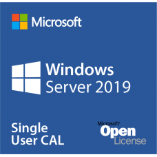 Microsoft Windows Server CAL 2019 Single Language (OLP corporate license for 1 device)