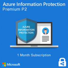 Azure Information Protection Premium P2 (monthly subscription for 1 user)