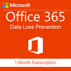 Office 365 Data Loss Prevention (monthly subscription for 1 user)