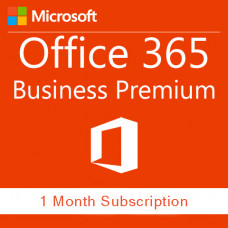 Office 365 Nonprofit Business Premium (monthly subscription for 1 user)