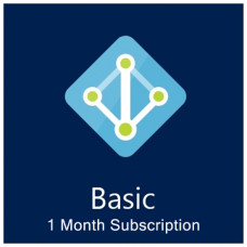 Azure Active Directory Basic (monthly subscription for 1 user)