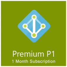 Azure Active Directory Premium P1 (monthly subscription for 1 user)